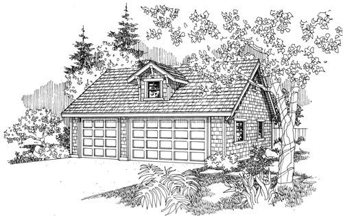 Craftsman Style House Plans Plan: 17-711