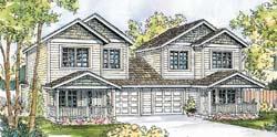 Craftsman Style House Plans Plan: 17-735