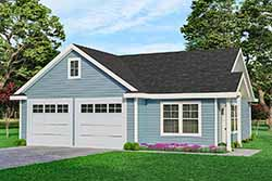 Traditional Style House Plans Plan: 17-747
