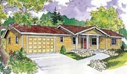 Craftsman Style House Plans Plan: 17-775