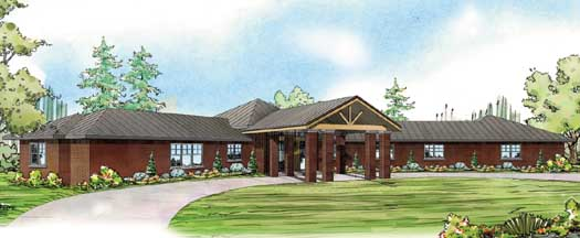 Mountain-rustic House Plan - 3 Bedrooms, 2 Bath, 2893 Sq Ft ... on rocky mountain home plans, country mountain home plans, mountain ranch water park, mountain contemporary house plans, mountain architects house plans, 4-bedroom mountain home plans, luxury ranch home plans, mountain ranch style homes, ranch style house plans, mountain or lake house plans, mountain style house plans, luxury mountain house plans,