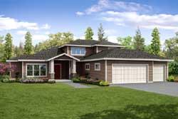 Craftsman Style House Plans Plan: 17-948