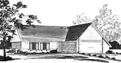 Traditional Style House Plans Plan: 18-122