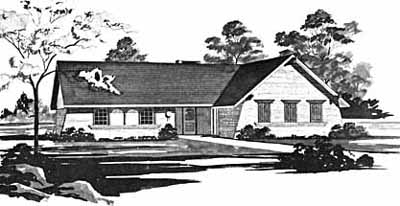 Traditional Style Floor Plans Plan: 18-139