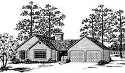 Traditional Style House Plans Plan: 18-162