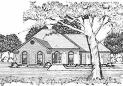 Southern Style House Plans Plan: 18-177