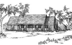 Ranch Style House Plans Plan: 18-253