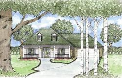 Country Style Floor Plans 18-267