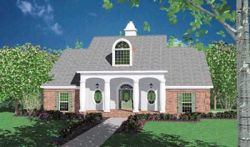 Southern Style Floor Plans Plan: 18-319