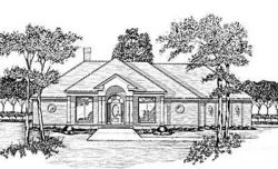 Southern Style House Plans Plan: 18-386