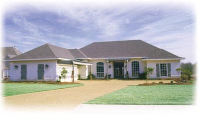 Southern Style House Plans Plan: 18-421