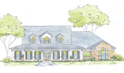 Farm Style Floor Plans 18-447