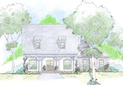Country Style House Plans Plan: 18-472