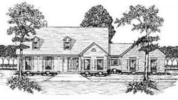 Country Style House Plans Plan: 18-477