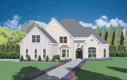 European Style Home Design Plan: 18-488