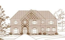 Traditional Style Floor Plans Plan: 19-1012