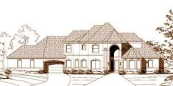 Traditional Style Floor Plans Plan: 19-1031