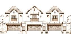 Traditional Style House Plans Plan: 19-1066