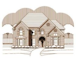 Traditional Style House Plans Plan: 19-108