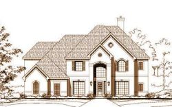 Traditional Style Floor Plans Plan: 19-1081