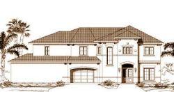 Mediterranean Style Floor Plans Plan: 19-1084