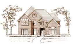 Traditional Style Home Design Plan: 19-109
