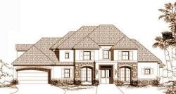 Traditional Style Home Design Plan: 19-1099