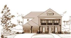 Colonial Style Floor Plans Plan: 19-1114