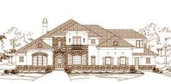 Tuscan Style Floor Plans Plan: 19-1121