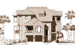 Coastal Style Floor Plans Plan: 19-1126