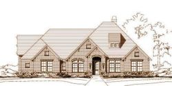 Traditional Style House Plans Plan: 19-1129