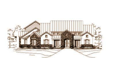 Country Style Floor Plans Plan: 19-1132