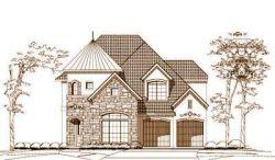 Tuscan Style Home Design Plan: 19-1135