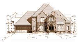French-Country Style Home Design Plan: 19-114