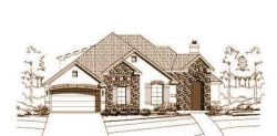 French-Country Style House Plans Plan: 19-1157