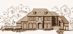 Traditional Style Floor Plans Plan: 19-1181