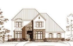 French-Country Style House Plans Plan: 19-1197