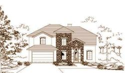French-Country Style Home Design Plan: 19-1201