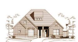 Traditional Style Home Design Plan: 19-1221