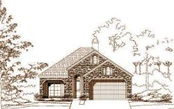 Traditional Style Home Design Plan: 19-1224
