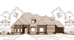 European Style House Plans Plan: 19-1256