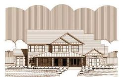 Country Style Home Design Plan: 19-1270