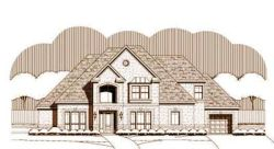 Traditional Style Home Design Plan: 19-1277