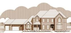 Traditional Style House Plans Plan: 19-1290