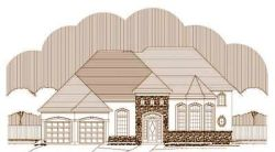 Tuscan Style Floor Plans Plan: 19-1304