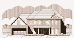Traditional Style Home Design Plan: 19-1312