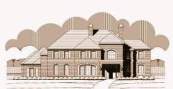 Traditional Style Home Design Plan: 19-1331