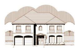 Mediterranean Style House Plans Plan: 19-1332