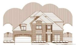 French-Country Style House Plans Plan: 19-1352