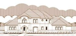Mediterranean Style House Plans Plan: 19-1363